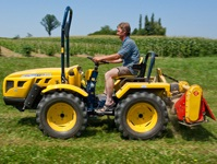 Tractorase agricole ECOTRAC