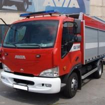Autospeciala pompieri - AVIA D75