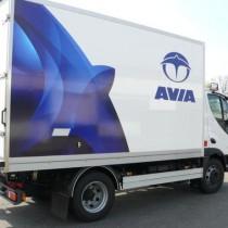 Autoizoterma AVIA D120 - Fabricatie: 2011