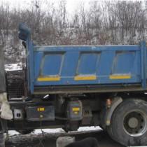 Autobasculanta TATRA 6x6 - Fabricatie: 2005