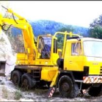 Autoexcavator TATRA UDS114