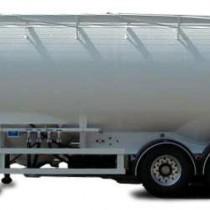 Semiremorca Cisterna NCEA 36 - ZVVZ Machinery - Tank Semi-trailer NCEA 36