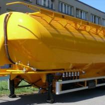 Semiremorca Cisterna NCF 54 - ZVVZ Machinery - Tank Semi-trailer NCF 54