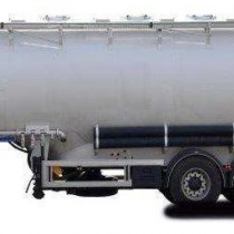 Semiremorca cisterna NKA 46 - ZVVZ Machinery - Tank semi-trailer NKA 46