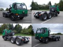 TATRA 6X6 Cap tractor model T815-231N25-341