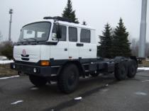 Autosasiu TATRA 6X6 Cabina dubla  T815-231R35-410