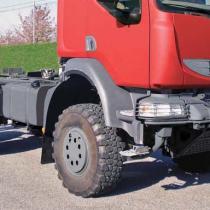 Tatra 6X6 - noua versiune T810