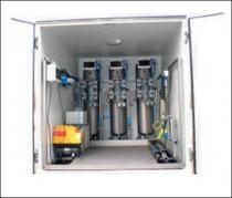 Unitate mobila de preparare a apei potabile